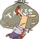 Mức thuế, phí khi chuyển nhượng, sang tên sổ đỏ.
