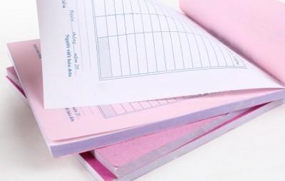 Quyển hóa đơn