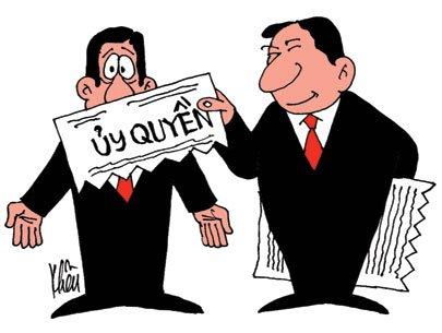 Ủy quyền công chứng