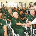 Thủ tục giải quyết chế độ đối với thương binh đồng thời là bệnh binh
