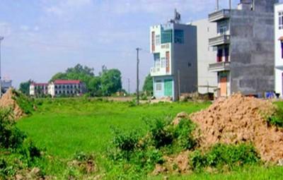 Phạt hành chính do chuyển mục đích sử dụng đất trái phép